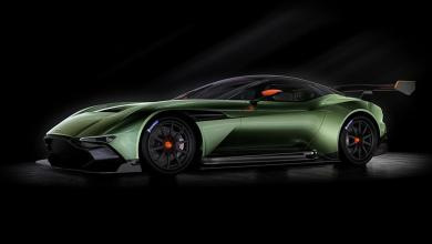 Photo of Aston Martin Unveil Its 800hp Carbon Fibre Supercar