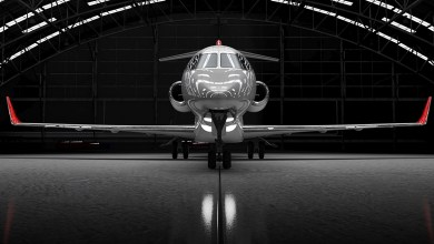 Photo of Bombardier puts Learjet 85 Program on hold