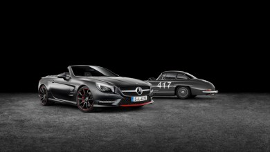 Photo of Mercedes Announce 60th Anniversary Special Edition