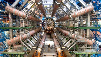 Photo of New Hybrid Composite Structure developed for CERN Particle Accelerator