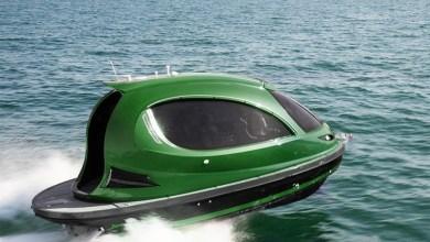 Photo of Jet Capsule Launches New Carbon Fibre Sea Reptile