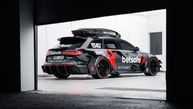 Photo of ​Jon Olsson's Latest Carbon Fibre Speed Machine