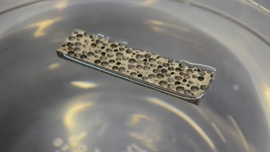Photo of Researchers Develop New Metal Composite That Floats