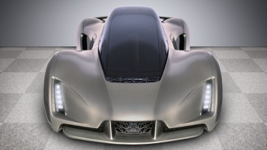 Photo of This 3D Printed Carbon Fibre Car Wants to Reinvent Manufacturing