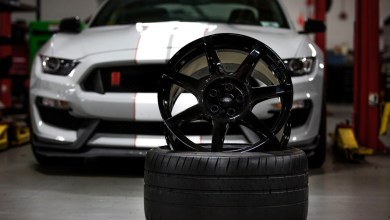 Photo of Ford Shares Details on Its New Carbon Fibre Wheels