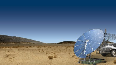 Photo of Worlds First All Carbon Fibre Mobile Solar Station Revealed