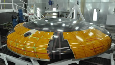 Photo of NASA Backs New Aircraft Composites Project