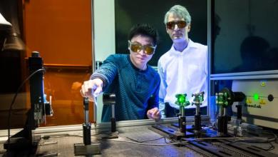 Photo of Lasers May Hold the Key to Composite Bonding