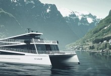 Photo of Carbon Fibre Hybrid Ferry to Clean up Tourism on The Fjords