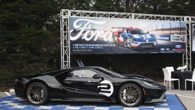 Photo of Production Extended on Ford GT Carbon Fibre Supercar