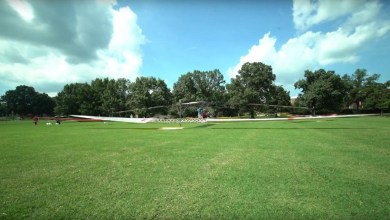 Photo of Students Fly Worlds First Manned Solar-Powered Helicopter
