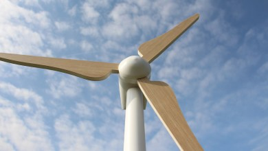 Photo of Researchers Develop Lightweight Composite Wind Turbine Blades