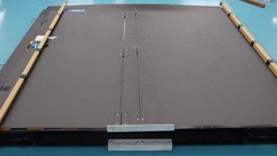 Photo of Teijin Creates Foldable Composite Structure