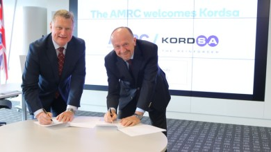 Photo of Kordsa teams up with Sheffield's Advanced Manufacturing Research Centre