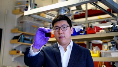 Photo of Researchers Create New Method of Producing Composites Without the Heavy Machinery