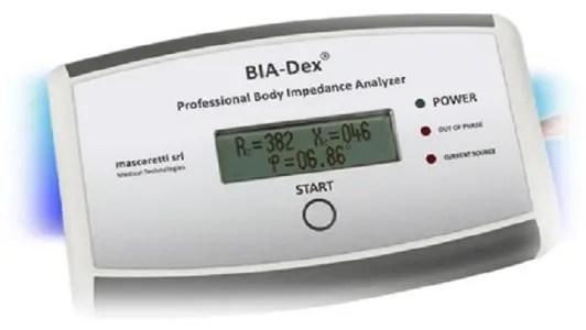 L'analizzatore professionale BIA-Dex® per l'analisi della composizione corporea