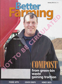 Better FarmingJanuary 2013