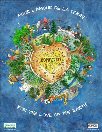 For The Love of The Earth!
