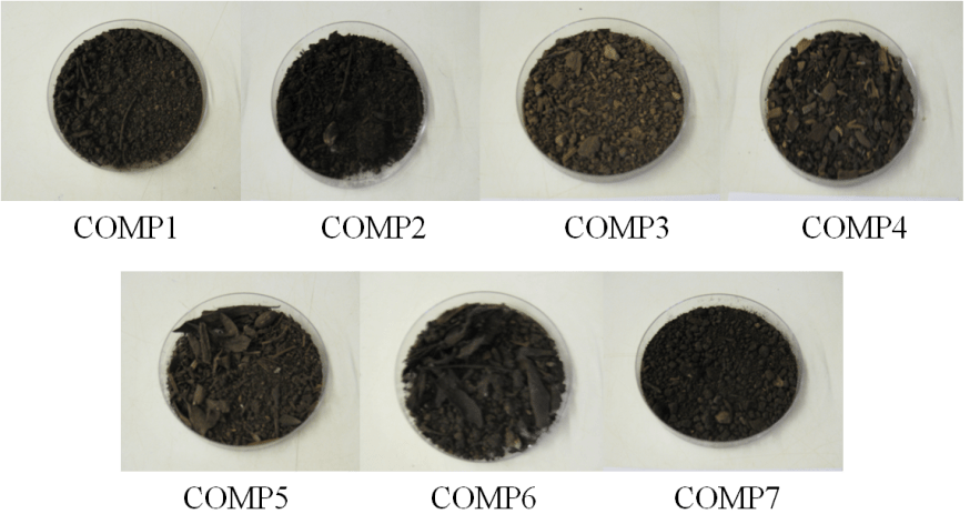 Composts de alperujo