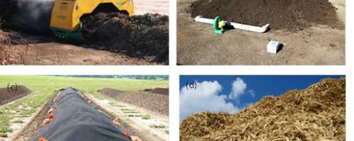 Gases invernadero procedentes de la gestión de residuos orgánicos