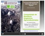 Compostaje de residuos agroindustriales