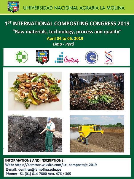 Congreso internacional de compostaje en Perú
