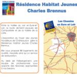 Affiche FJT Chateaudun