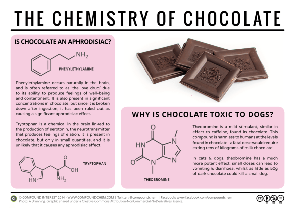 The Chemistry of Chocolate