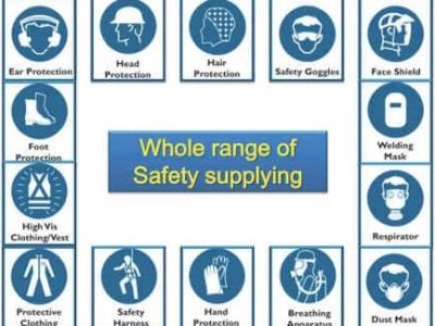 Equipos de Protección Personal Industrial