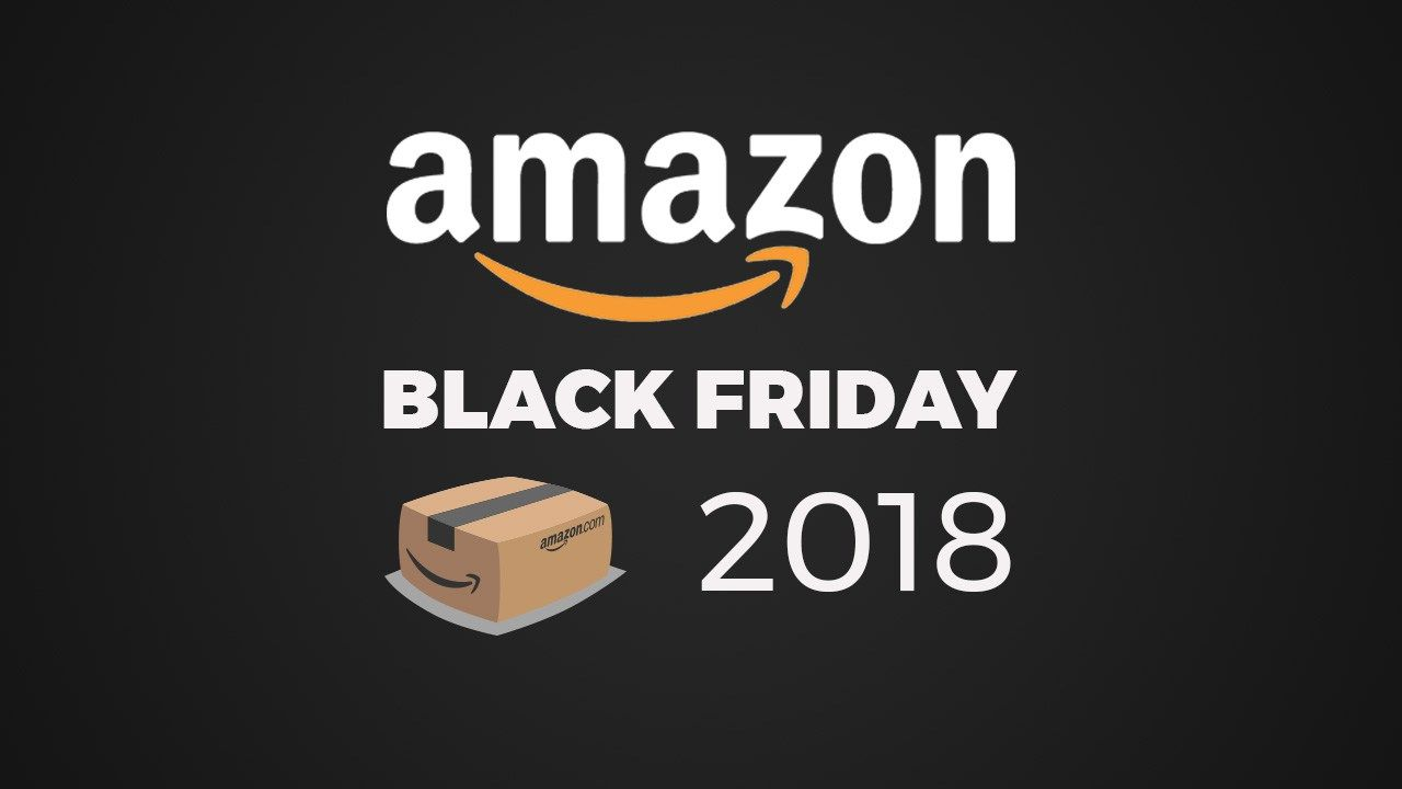 Ofertas black friday 2018 Amazon