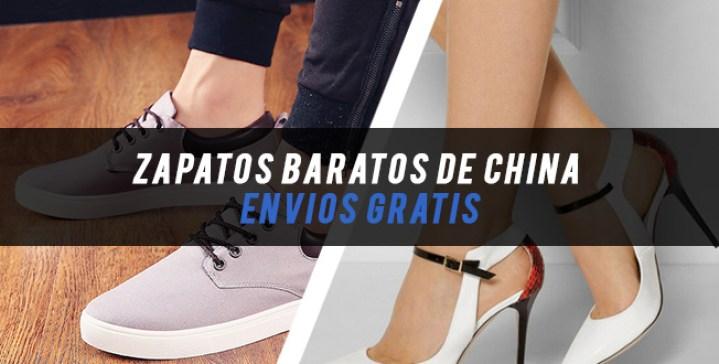 Zapatos baratos de China