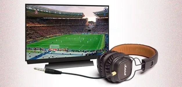 Adaptador de audio digital a analógico para Smart TV