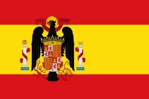 Bandera bajo el régimen de Franco