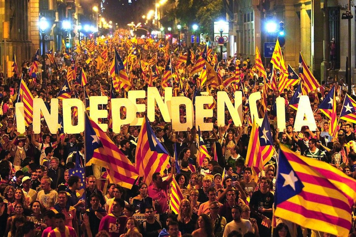 Resultado de imagen de partidos regionalistas españa