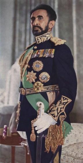 Haile Selassie origen bandera rastafari significado