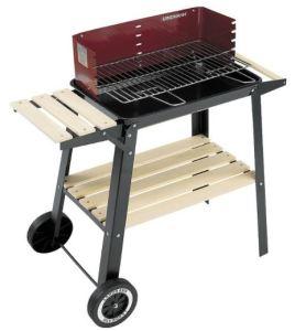 Grill Chef 0566   Una barbacoa de carbón muy barata