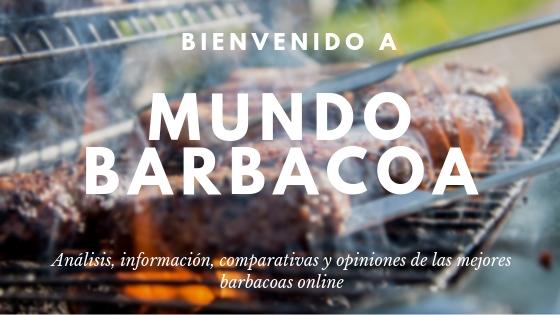 Comprar Barbacoas Bienvenido