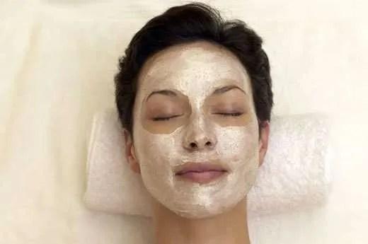 Mascarilla facial para pieles normales