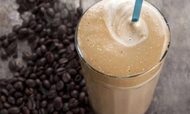 Smoothie de café y Kéfir