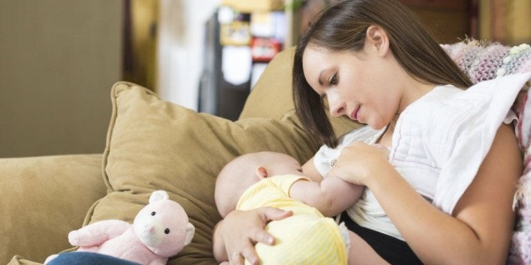 Consejos saludables para las mujeres que están en la fase de la lactancia
