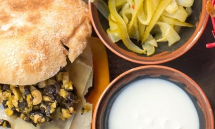 Los beneficios de la primera hamburguesa probiótica