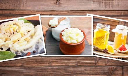 Chucrut, kéfir y kombucha: tres alimentos que deberías probar por el bien de tu salud