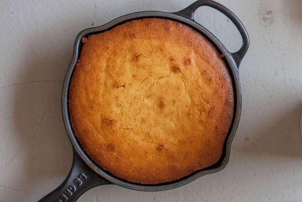 Pan de Maíz con Kéfir Pastoret