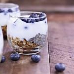 Recetas de Kéfir con frutas, chocolate y frutos secos