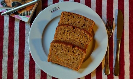 Cake de Zanahoria y Kefir