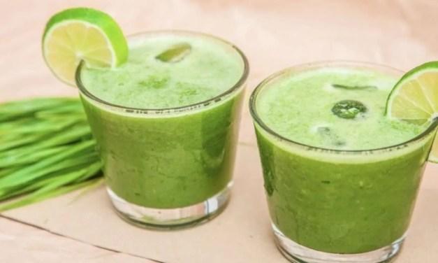 Bebidas que ayudan a eliminar la grasa de las caderas