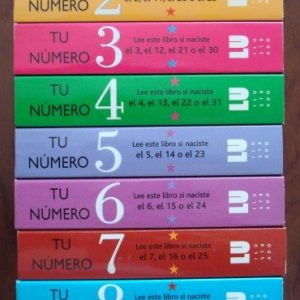 Do you know your number? From 1 to 9, complete. Titania Hardie