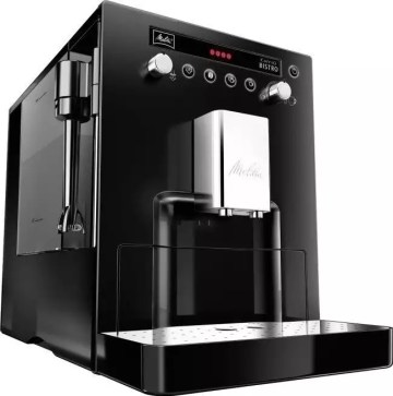 Caffeo Melitta Bistro: black Color