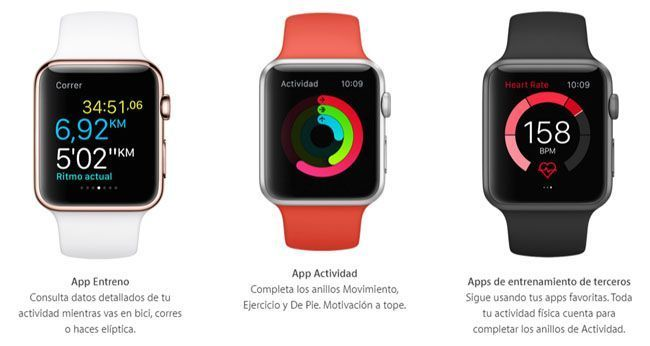 Apple Watch - smartwatches