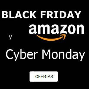Cyber Monday 2018 ofertas Amazon Black Friday